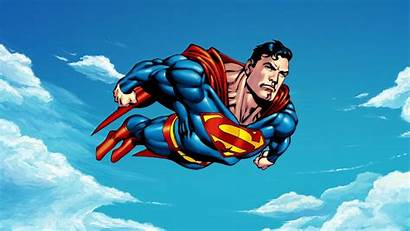 Superman Dc Comics Steel Wallpapers Pc