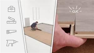 Klick Laminat Richtig Verlegen : klick laminat verlegen eine anleitung my floor laminat ~ Markanthonyermac.com Haus und Dekorationen