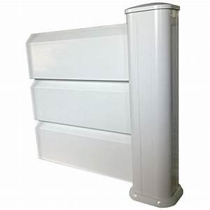 Tube Pvc 200 Brico Depot : kit intermediaire en pvc brise vue ~ Dailycaller-alerts.com Idées de Décoration