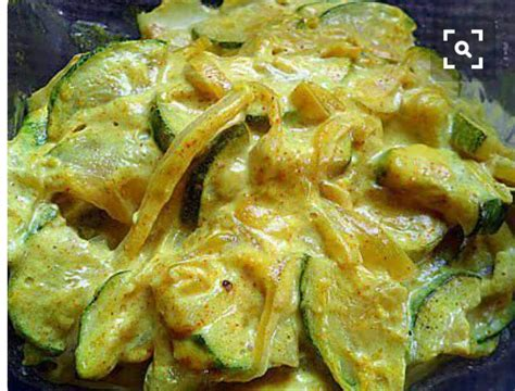 cuisiner des courgettes courgettes curry coco recettes cookeo