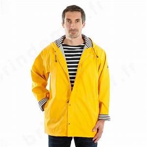 cire marin impermeable jaune marine ou rouge double With vêtements de pluie pour femme