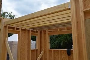 toit terrasse vegetalise toit terrasse v g talis le blog With maison bois toit plat 4 velux toit plat extension 1000x1125 la maison des