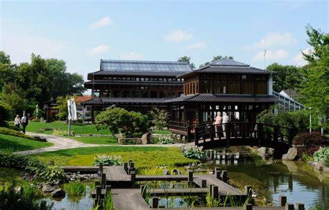 Japanischer Garten Thüringen by Japanischer Garten In Bad Langensalza