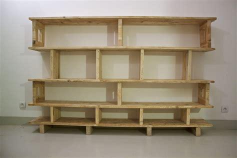etagere chambre adulte tuto tema étagère en bois de récupération