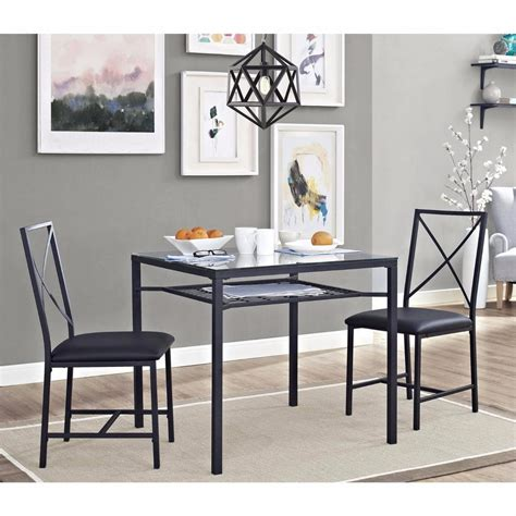 2 chair table set dining table set for 2 chairs 3 piece kitchen room