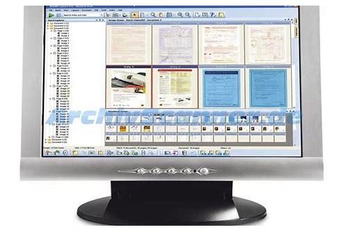 kodak capture pro baixar de software license