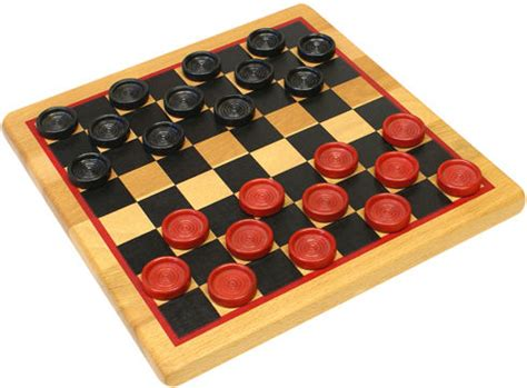 for checkers victorian board games