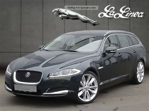 jaguar xf sport brake  diesel  car photo  specs