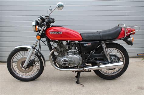 Suzuki Gs 400 by Suzuki Gs 400 1979 Catawiki