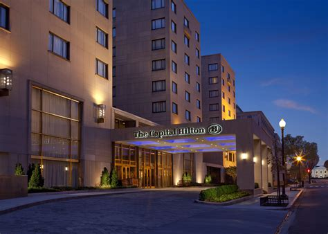 hotels by washington dc capital hilton a great family hotel in washington dc
