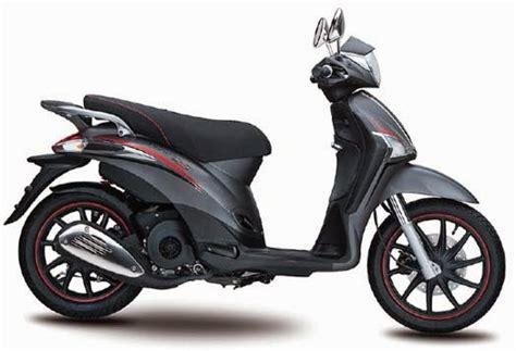 Gambar Motor Piaggio Liberty by Spesifikasi Dan Harga Piaggio Liberty 100 S Rst Terbaru