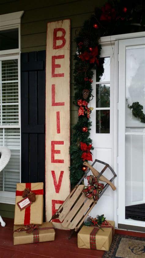 Best Christmas Porch Decoration Ideas For