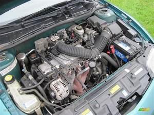 1997 Pontiac Sunfire Se Coupe 2 2 Liter Ohv 8