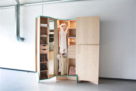 walk in closet for small spaced homes interiorholic