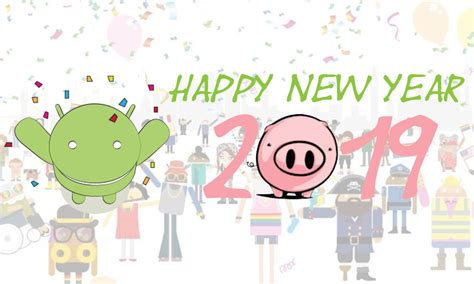 สวัสดีปีหมู สวัสดีปีใหม่ชาว Droidsans ทุกท่าน