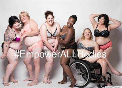 We Represent Woman And Guys Of All Shapes Sizes