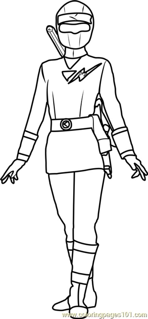 white power ranger coloring page  power rangers coloring pages coloringpagescom