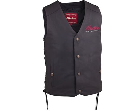 Men's Indian Motorcycle® Vest 2