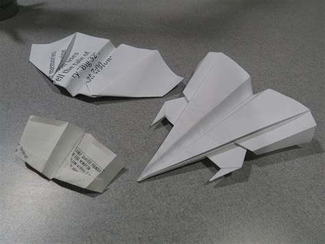 The Secret To The Perfect Paper Airplane