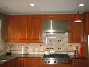kitchen backsplashes photos kitchen backsplash ideas with cherry cabinets cabin mediterranean medium countertops landscape