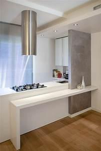 Cuisine Rose Poudré : 1001 id es pour une cuisine laqu e blanche des exemples bien lumineux cuisine kitchen ~ Melissatoandfro.com Idées de Décoration