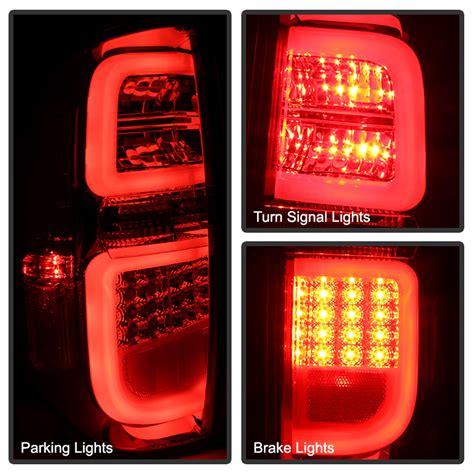 tundra led lights 2014 2017 toyota tundra led plasma smoked lights