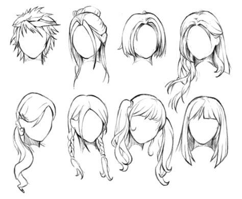 girl hairstyles drawing  paintingvalleycom explore