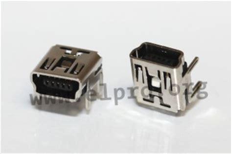 mini usb buchse gewinkelt mini usb buchse elpro elektronik