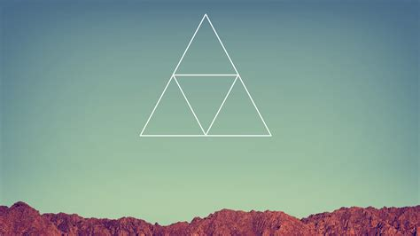 Tumblr Hipster Triangle Desktop Backgrounds