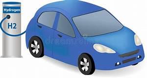 Pile à Combustible Voiture : voiture de pile combustible d 39 hydrog ne illustration de vecteur illustration du hybride ~ Medecine-chirurgie-esthetiques.com Avis de Voitures