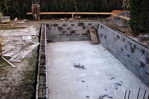 Betonove bazeny postup