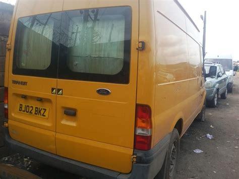 tokunbo ford transit diesel enginecargo autos nigeria