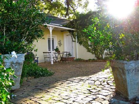the garden house franschhoek guest house accommodation