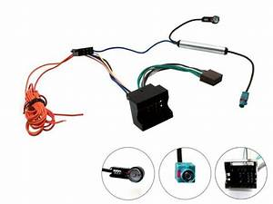 Cd Radio Stereo Headunit Wiring Harness Adaptor Ct20ct04 Fits Citroen C3 Picasso