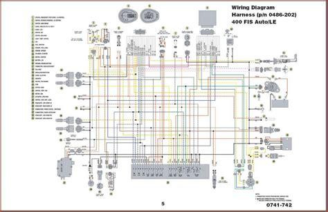 arctic cat  wiring diagram atvconnectioncom atv