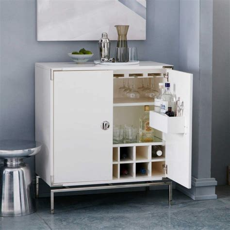 vietti bar black and white inlaid drinks cabinet mad about the house