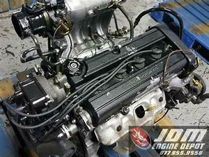 96 97 98 Honda Crv 2 0l Dohc Low Compression High Intake