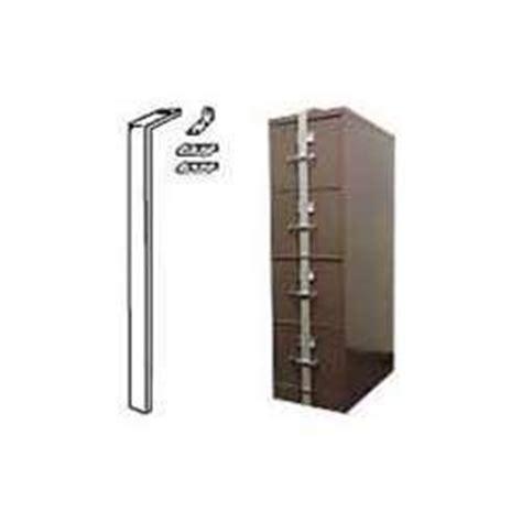 File Cabinet Lock Bar by Hpc Slb 44 Security Locking File Cabinet Bar 4