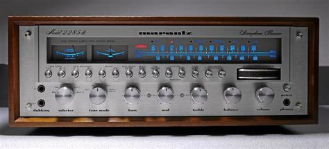 the most memorable audio receivers of the last 50 years audioholics
