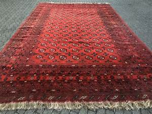tapis afghan semi ancien quotalti bolaghquot aux motifs buchara With tapis afghan ancien