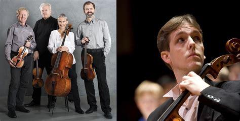 Martinů Quartet With Graham Walker