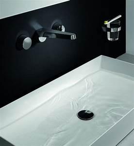 Robinet 3 Trous Lavabo : robinet pour lavabo 3 trous mural selv collection selv by ~ Edinachiropracticcenter.com Idées de Décoration