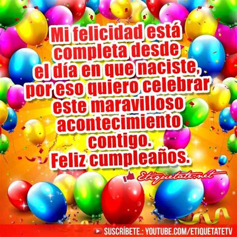 17 Best images about Frases para cumpleaños on Pinterest