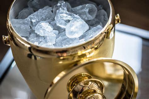 bloomingville eiskuebel edelstahl ice bucket oxcm