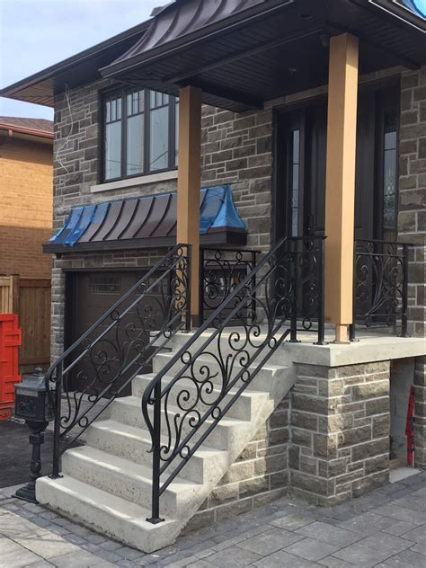 4.5 out of 5 stars. GALLERY | EXTERIOR | Wrought Iron Railings - Innovative ...