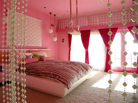Bedroom  How To Decorate A Girly Bedroom Best Girly