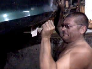 How Not To Test An Exhaust Pipe Hilarious Video Shows Mechanics Pranking Friend As He Inspects