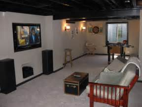 Cheap Black Ceiling Tiles 2x4 by Applying Finishing Touches To Concrete Foundation Walls