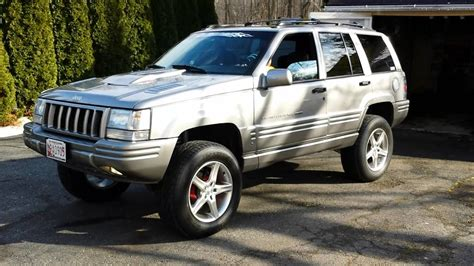 98 Jeep Grand by 98 Jeep Grand 5 9l Limited 400hp Build