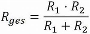 Teilströme Berechnen : stromkreis mit parallelschaltung widerst nde parallel schalten ~ Themetempest.com Abrechnung